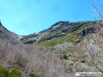 Sierra del Caurel (Serra do Courel) club montaña madrid nacimiento del jucar viajes trekking